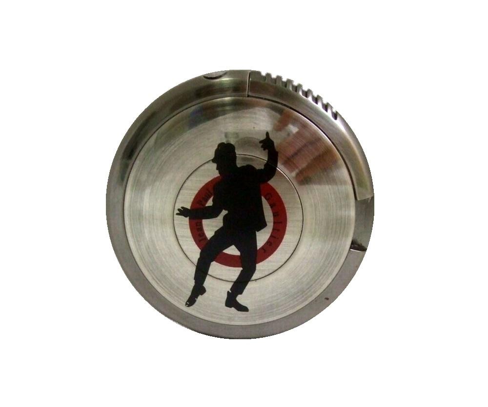 新品同様 廃盤 Jean Paul GAULTIER ジャンポールゴルチエ サークルガスライター (喫煙具 タバコ シガレット) 073949 【中古】
