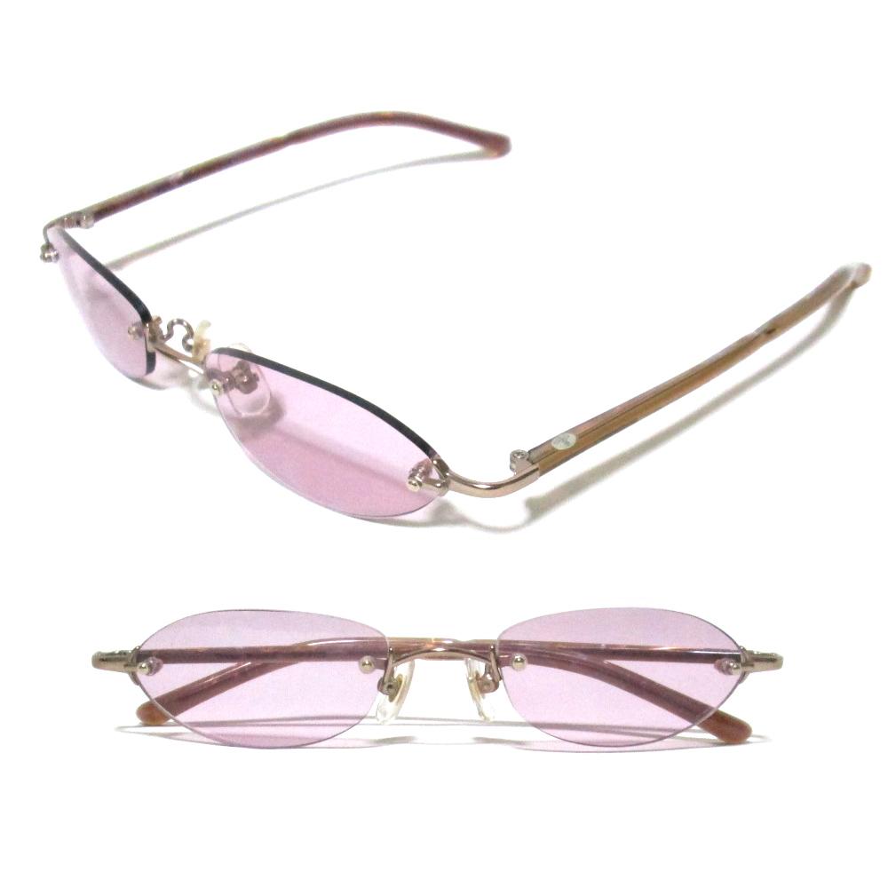 新品同様 廃盤 Vivienne Westwood ヴィヴィアンウエストウッド フレームレスサングラス (MAN マン メガネ 眼鏡 めがね) 074685 【中古】
