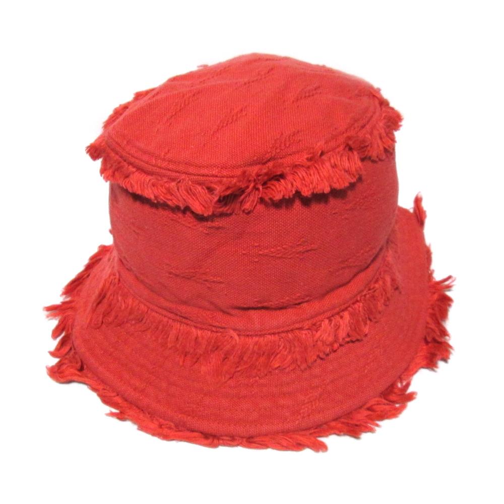 新品同様 廃盤 Vivienne Westwood ヴィヴィアンウエストウッド クラッシュハット (ビビアン MAN マン 帽子) 074936 【中古】