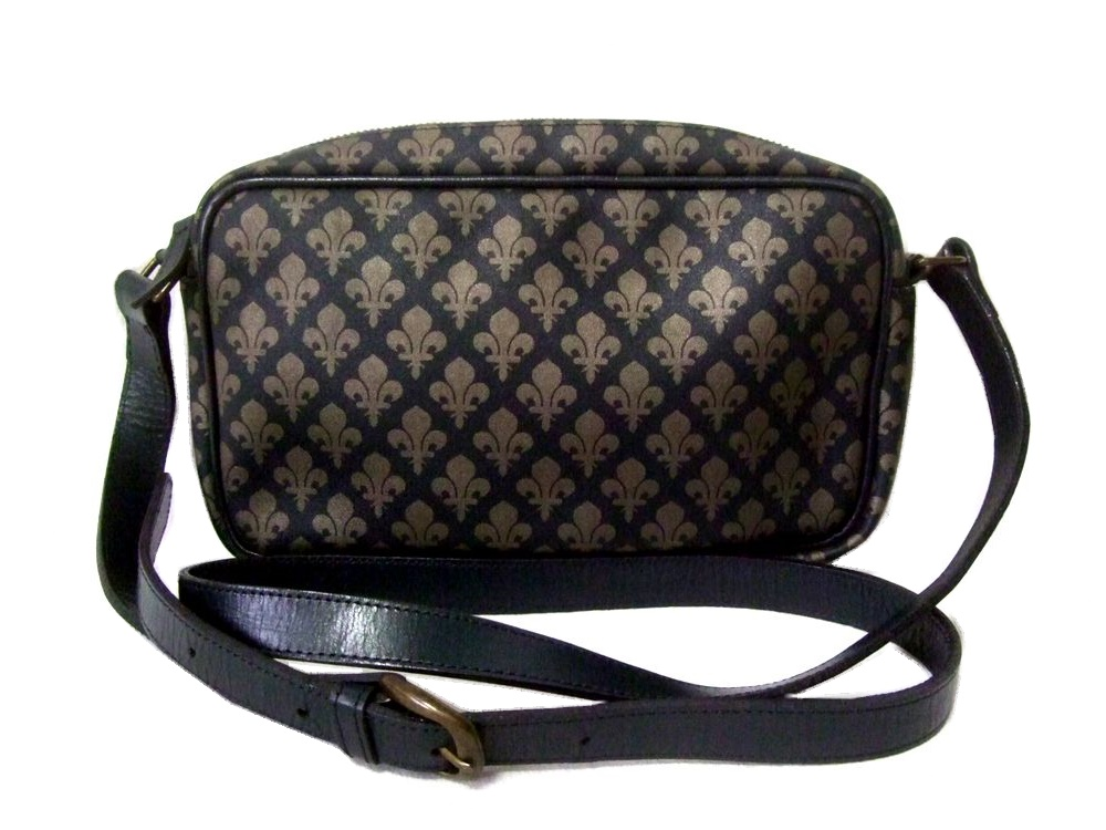 c9ddf115301b Out of print PATRICK COX Patrick Cox Monogram shoulder bag (bag bag) 080970