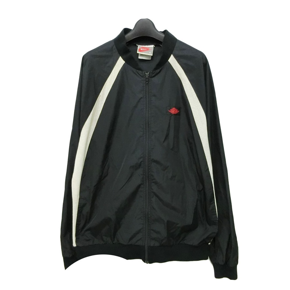 info for sells limited guantity Rare Vintage NIKE AIR JORDAN 1 vintage Nike Air Jordan nylon blouson  (Michael Jordan) 085306