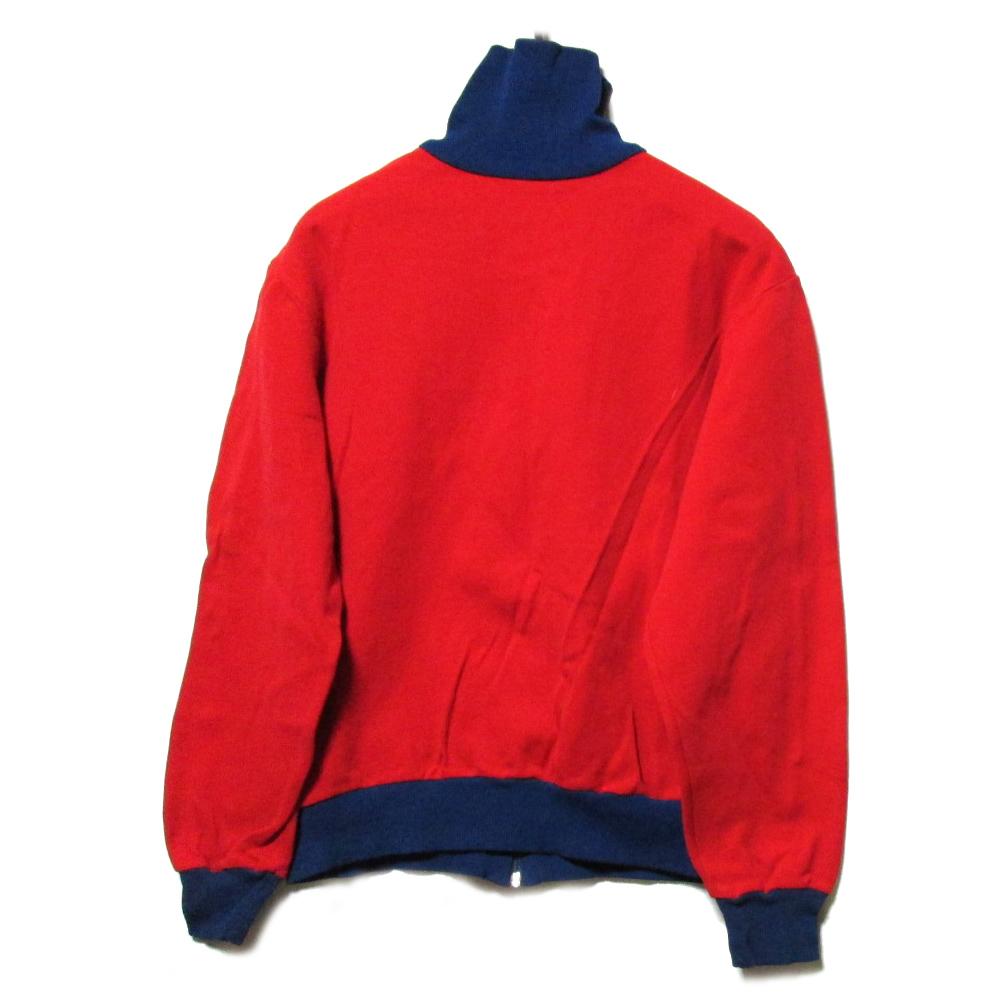 3 vintage old adidas vintage old adidas Jersey jacket made in West Germany (jacket design at DESCENTE) 088782