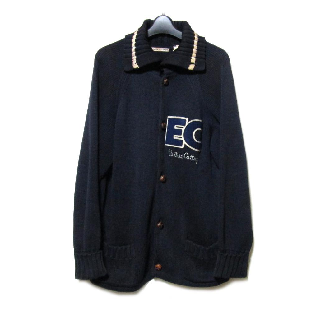 ELECTRIC COTTAGE エレクトリックコテージ 「M」 EC カーディガン (GOOD ENOUGH グッドイナフ) 089106 【中古】