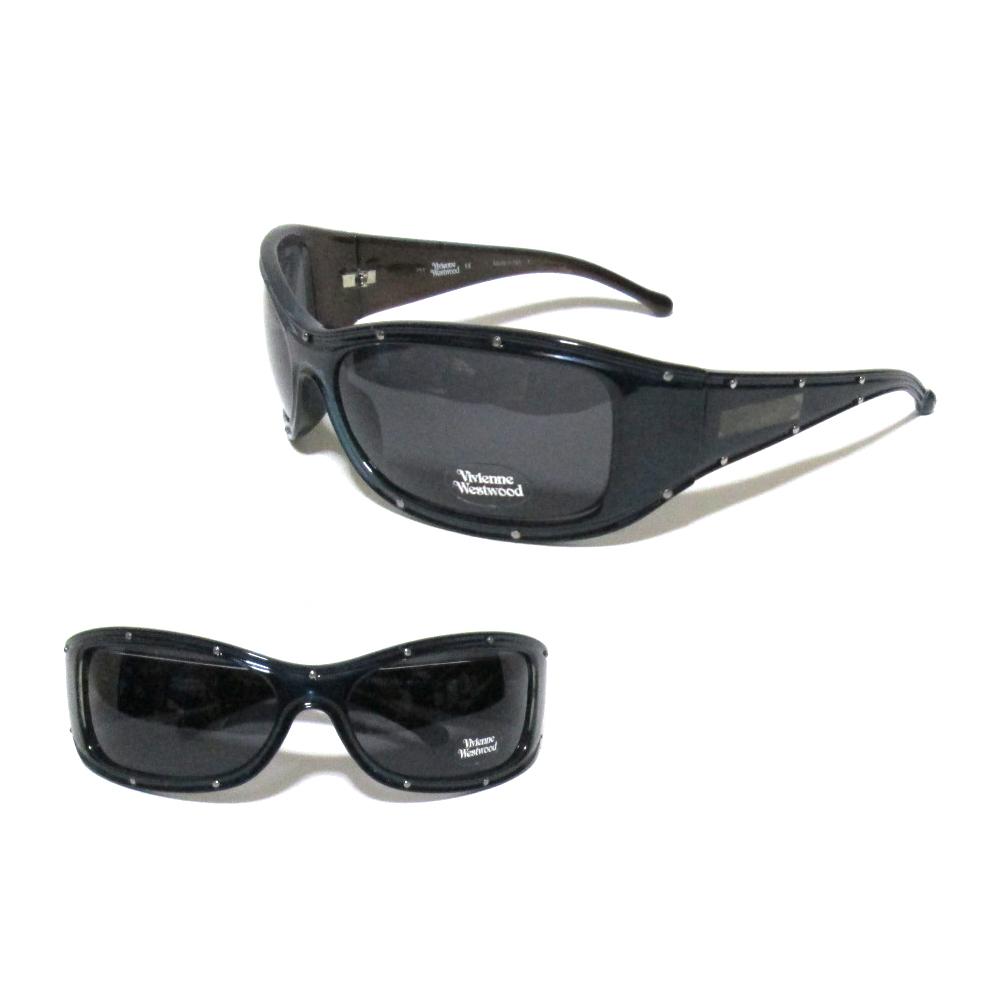 b2c2975c94df CROWN STORE - USED BRAND CLOTHING STORE: Metal studs sunglasses (MAN ...
