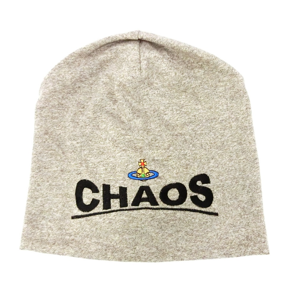 Vivienne Westwood worlds end Vivienne Westwood world s end limited CHAOS  knit Cap (Beanie Hat) 092492 adcd52626c2