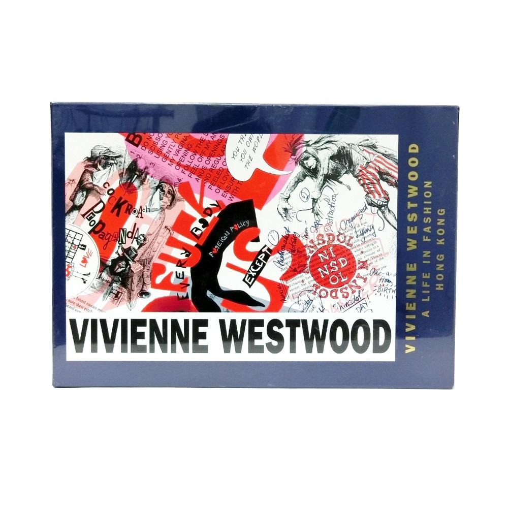 【新古品】 デッドストック Vivienne Westwood ヴィヴィアンウエストウッド 香港回顧展限定 コンポジットジグソーパズル (ワールドツアー 1000ピース) 093259 【中古】