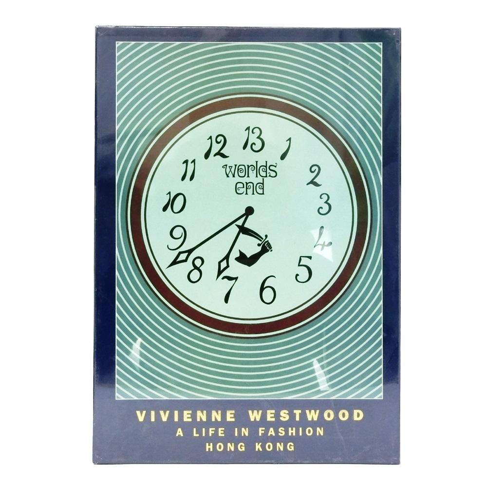 【新古品】 デッドストック Vivienne Westwood ヴィヴィアンウエストウッド 香港回顧展限定 クロックジグソーパズル (ワールドツアー 1000ピース) 093261 【中古】
