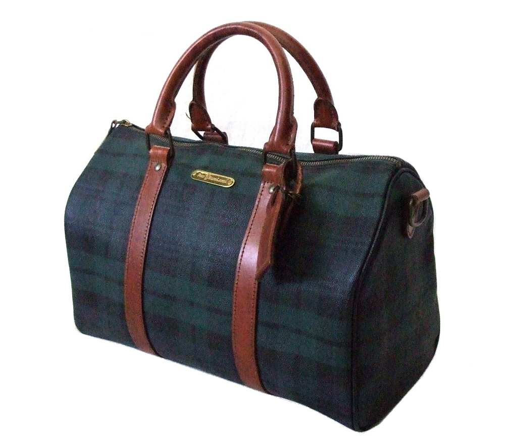 ... bag d74e7 d2443  coupon for mint ralph lauren ralph lauren tartan check  boston bags polo polo 095496 079e8 8cfa2 24ff19e11f
