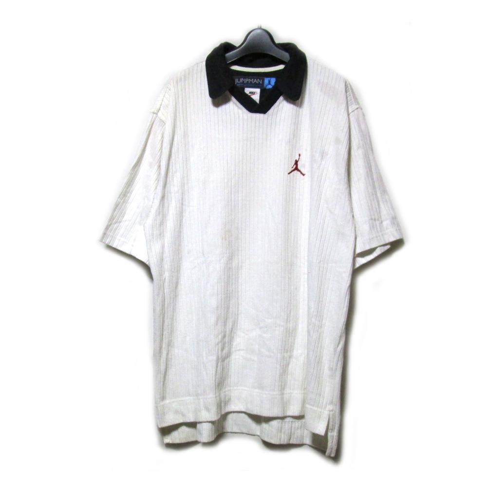 7d33205e L worn / [SALE] Vintage NIKE JORDAN 12 vintage Nike Jumpman short sleeve  polo ...