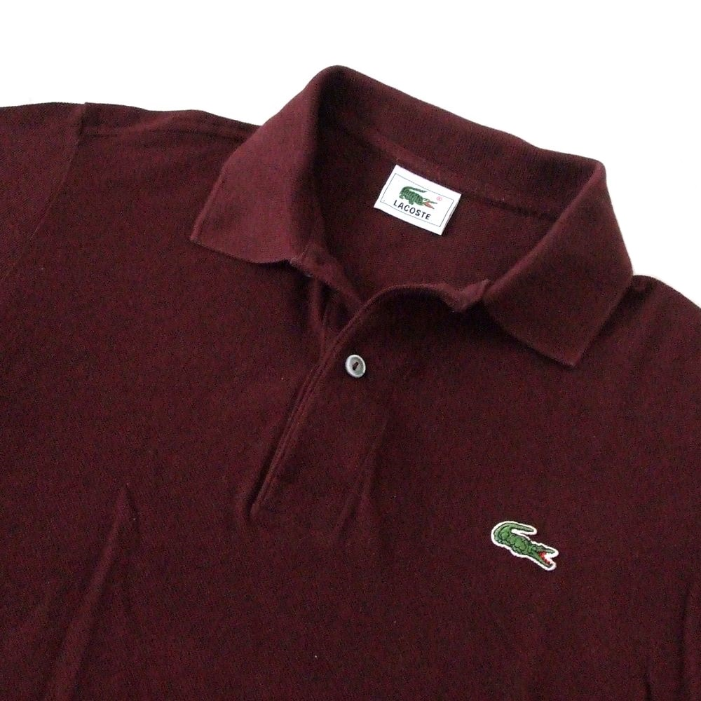 Crown Store Used Brand Clothing Store Lacoste Lacoste One Point
