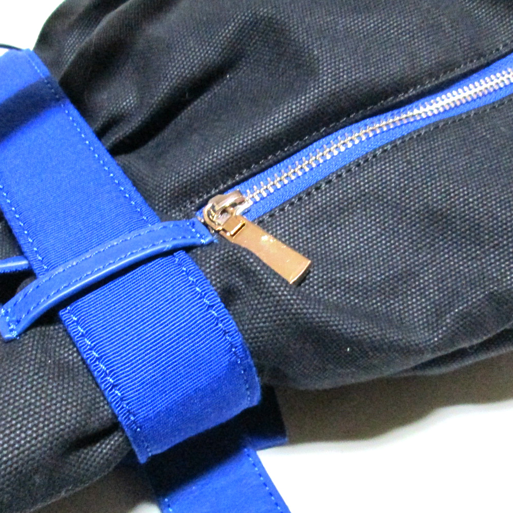 lanvin en bleu orchid van on blue ribbon rucksack black blue bag bag 102030