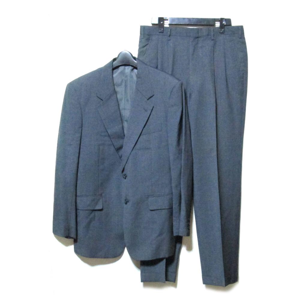 GIVENCHY ジバンシィ 定番 セットアップスーツ (グレー 背無し) 103162 【中古】
