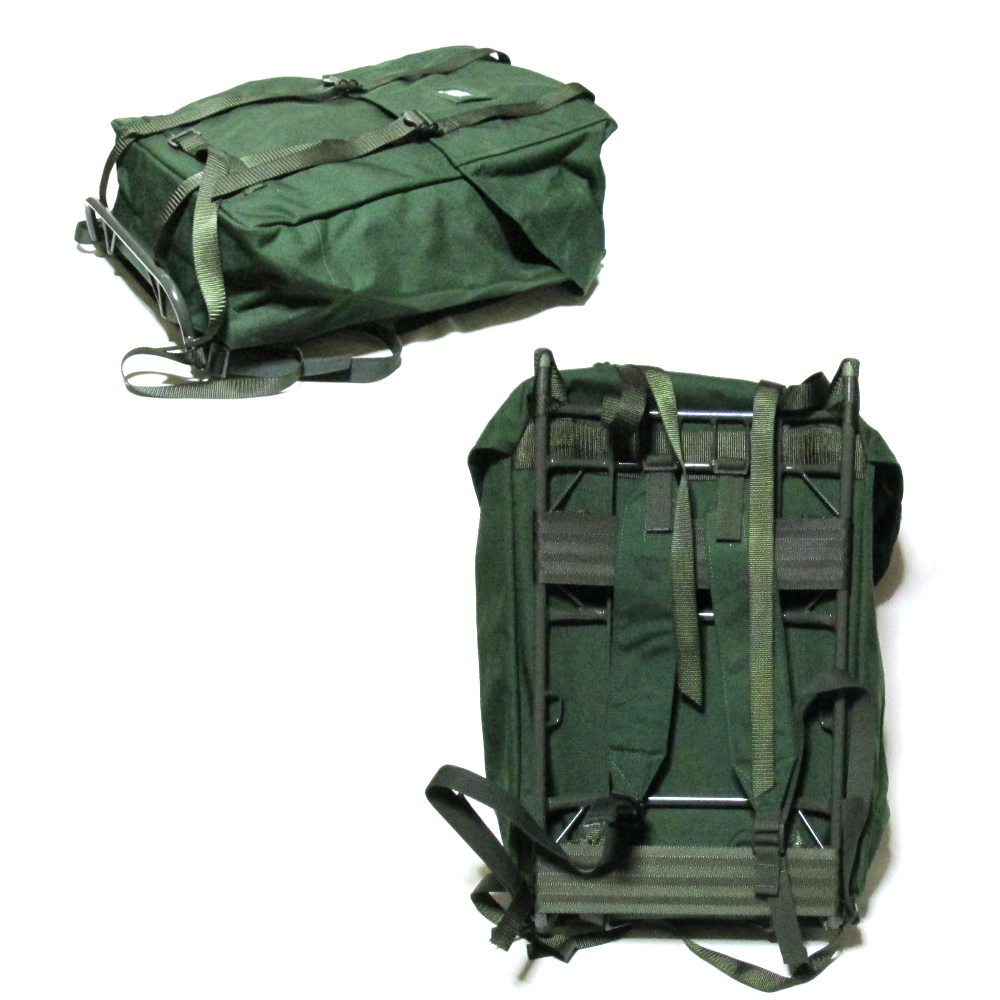 CROWN STORE - USED BRAND CLOTHING STORE: Backpack (khaki rucksack ...