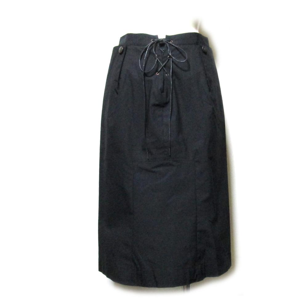 0c90b1250c List price 75,000+ tax race up skirt (black) made in Vivienne Westwood RED  LABEL Vivien waist Wood red label