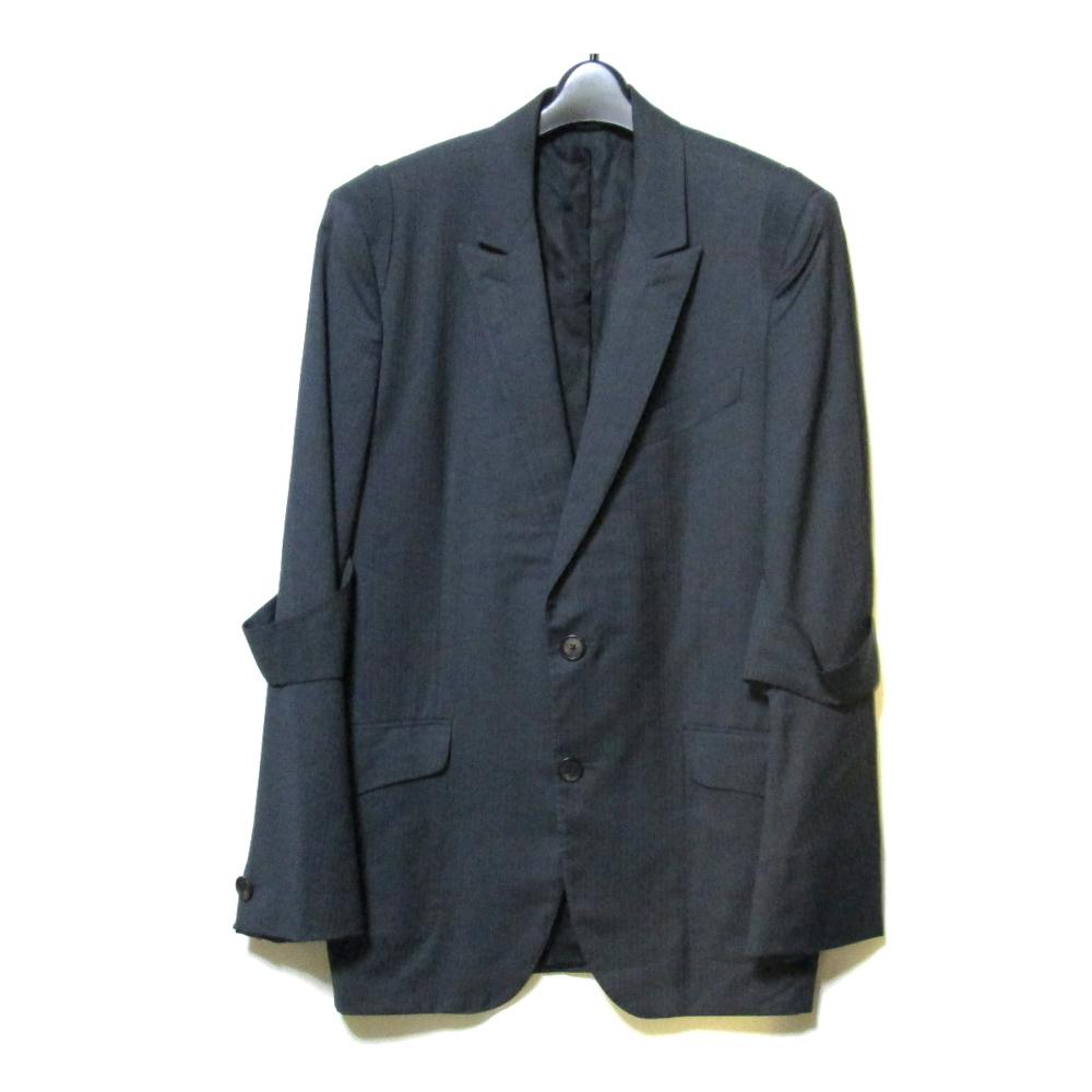 Cloak クロ―ク 「L」 ボンテージアームジャケット (USA アメリカ製 テーラード ギャバジン) 107286 【中古】
