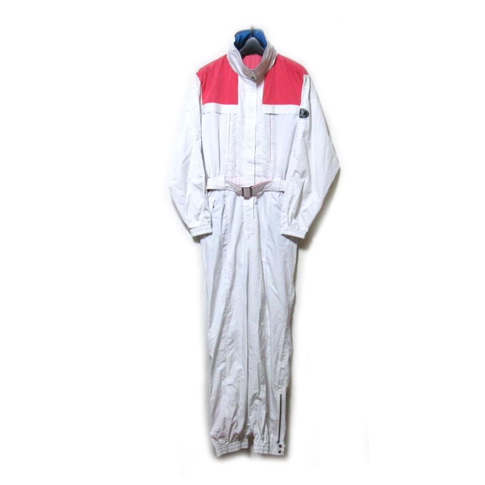 Vintage old MONCLER ヴィンテージオールド モンクレール 「11」 レトロスキージャンプスーツ (ツナギ オーバーオール ビンテージ) 110480 【中古】