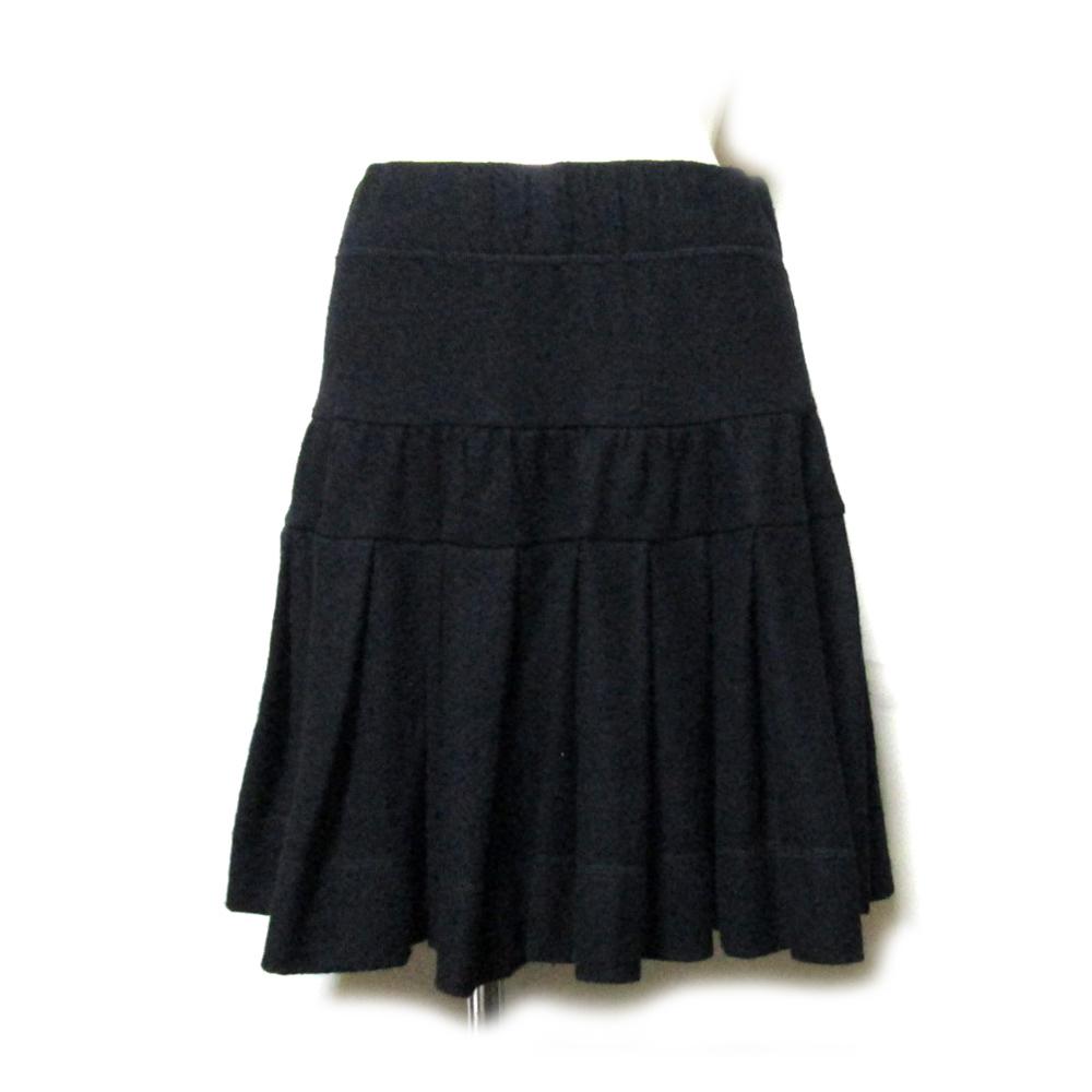 6530903c98 Volume pleats wool skirt (black) made in beautiful article Vivienne  Westwood RED LABEL Vivien ...