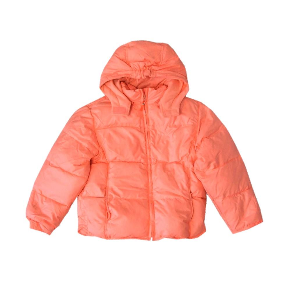 45866167f GAP gap hooded down jacket kids (pink orange blouson children's clothes)  115107 ...