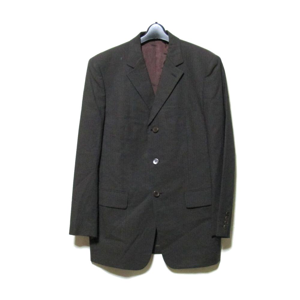 Jean Paul GAULTIER HOMME ジャンポールゴルチエ オム 「48」 3Bデザインジャケット (ギャバジン ドレープ 定番) 118229 【中古】