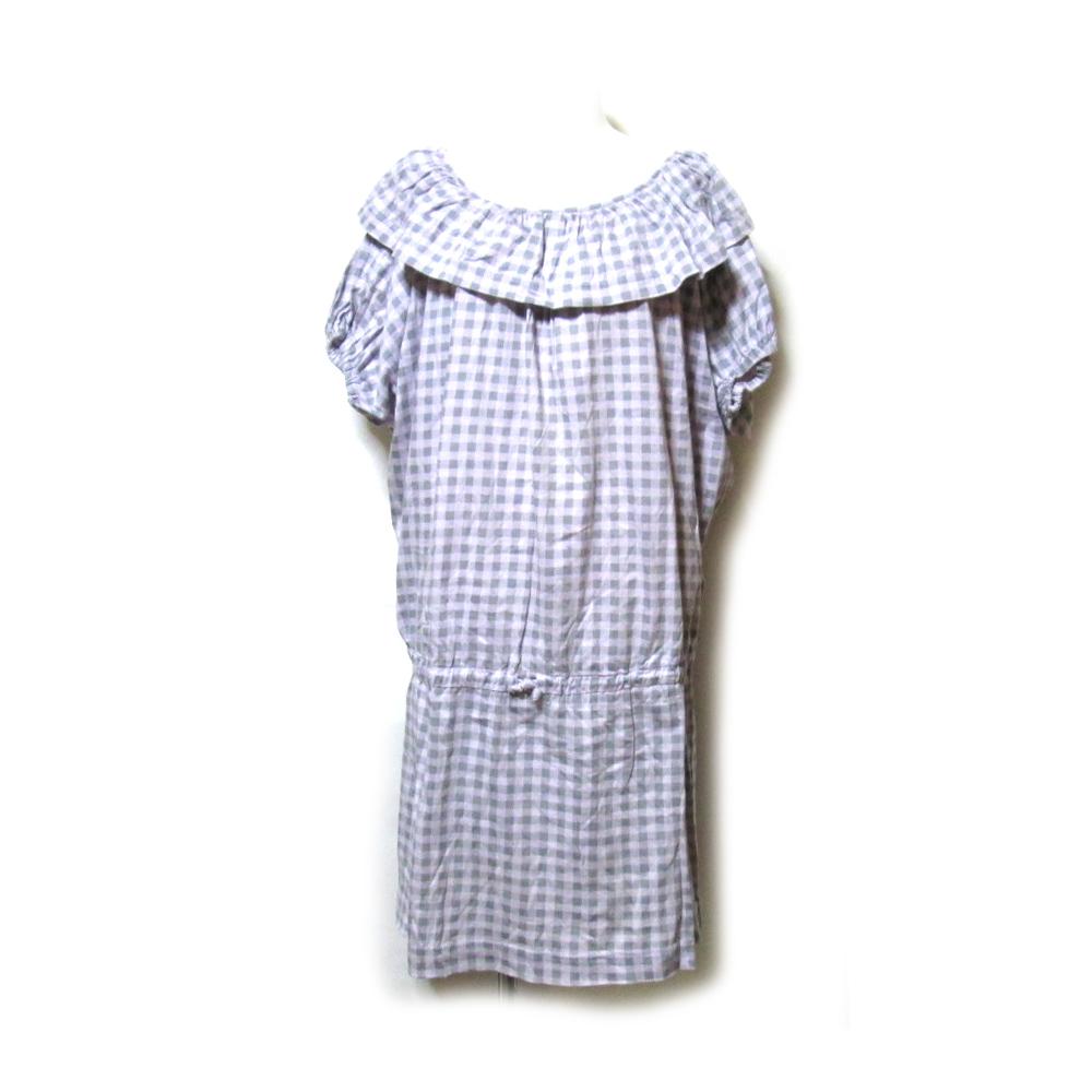 Vintage KENZO ヴィンテージ ケンゾー フリルドルマンワンピース (ロング 高田 賢三 ワイド) 120167 【中古】