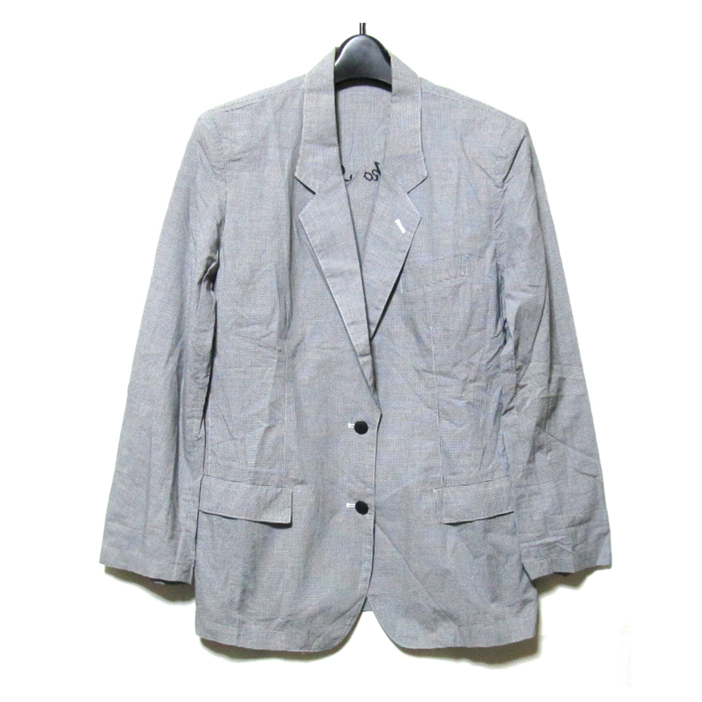 Vintage KANEKO ISAO ヴィンテージ カネコイサオ ギンガムチェックジャケット (ブレザー) 125183 【中古】