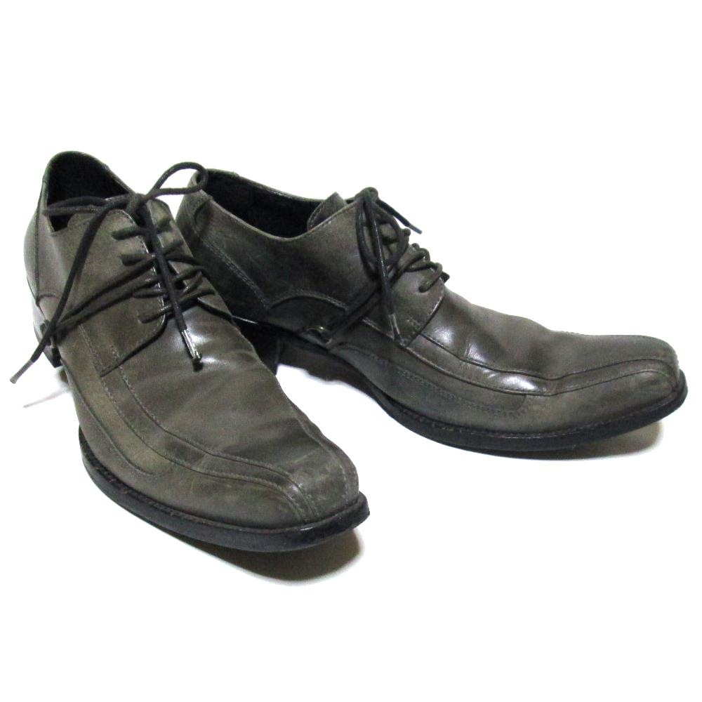whoop'-de-doo' フープディドゥ 「25」 レザーシューズ (革 皮 靴) 125651 【中古】