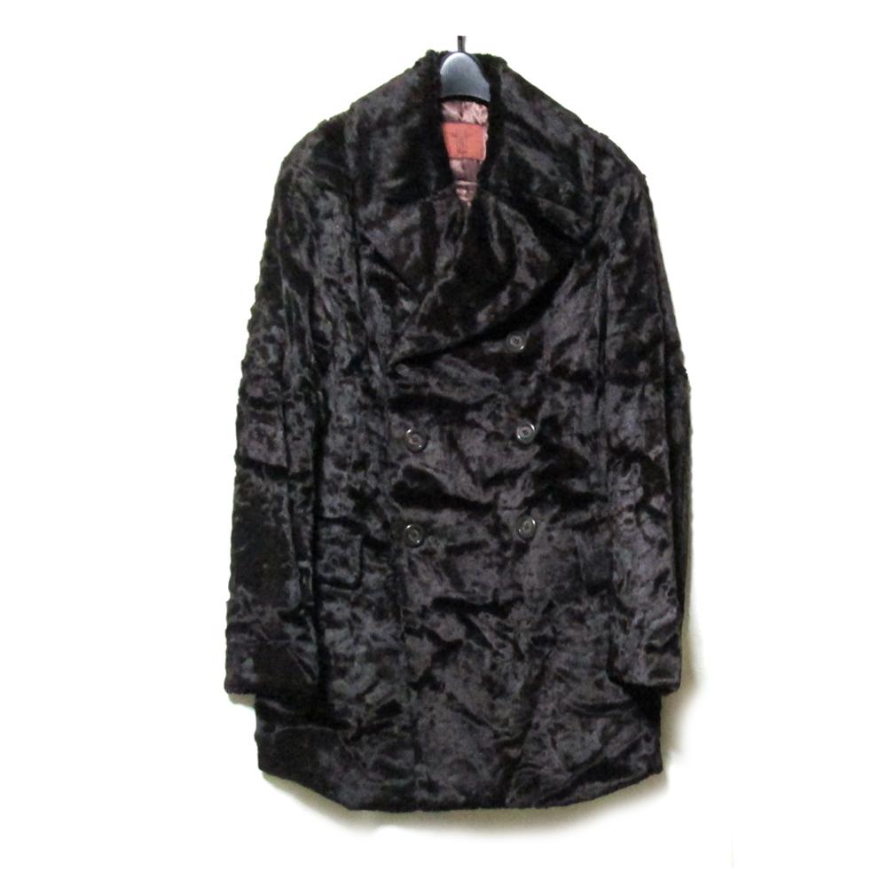 美品 Vintage YOSHIYUKI KONISHI ヴィンテージ ヨシユキコニシ ファーピーコート (毛皮) 125706 【中古】
