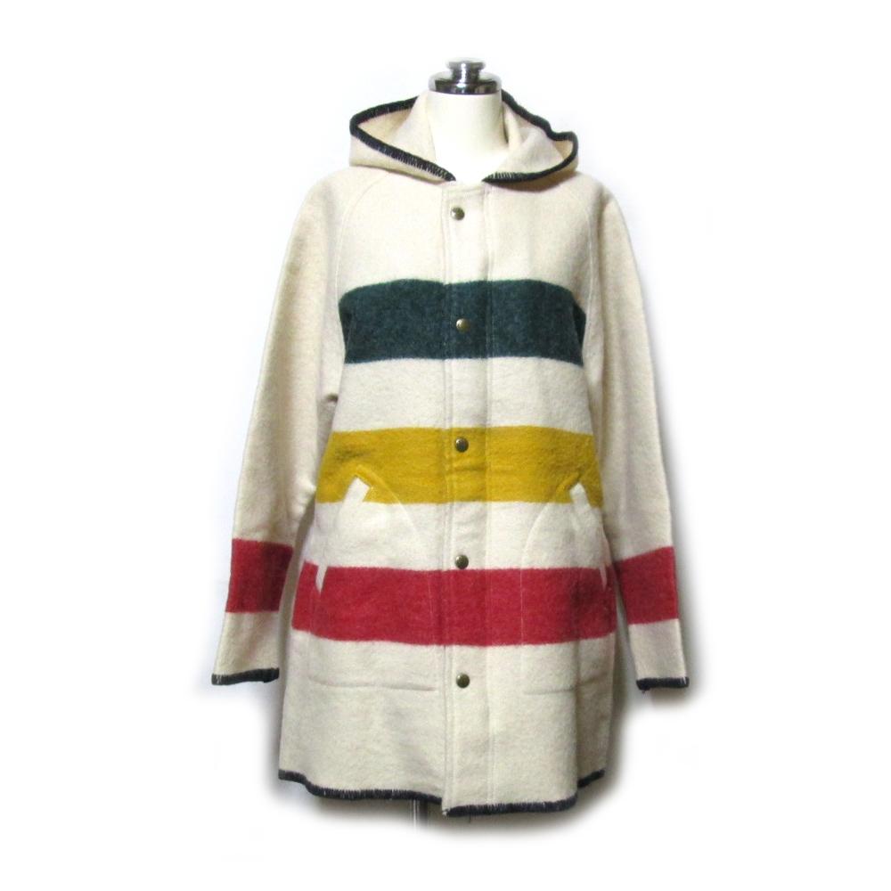 Vintage WOOLRICH ヴィンテージ ウールリッチ フーデットジャケット 126081 【中古】