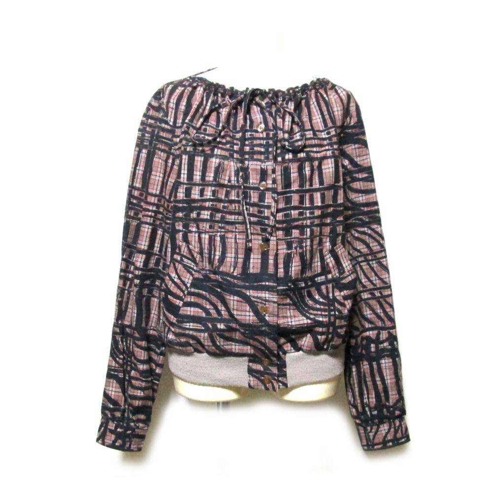 Vivienne Westwood ヴィヴィアンウエストウッド 「II」 イタリア製 ハンドペイントジャケット (インポート) 126920 【中古】