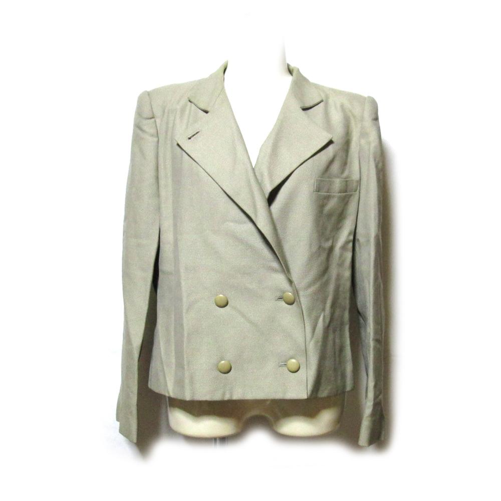 Vintage Christian Dior ヴィンテージ クリスチャンディオール 「M」 ダブルブレスショートジャケット 127477 【中古】