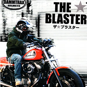 THE에서 BLASTER 더에서 블래스터 풀 페이스 헬멧/DAMMTRAX/ダムトラックス/자전거/오토바이/헬멧/풀 페이스/오프 로드/MX