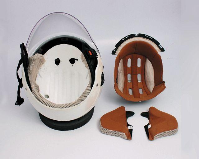 ZJ-2 ZACK Open Face Helmet Dual Sield System / TNK SPEEDPIT motorcycles