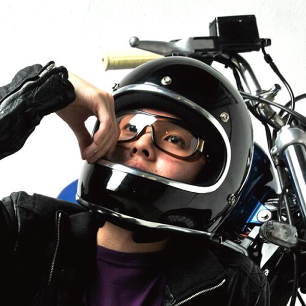 ダムトラックス 아키라 풀 페이스 헬멧/DAMMTRAX AKIRA FULL FACE HELMET 자전거 헬멧