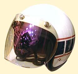 ミラートイシールド ☆国内最安値に挑戦☆ DAMMTRAX ダムトラックス バイク 大幅にプライスダウン シールド ヘルメット用 UVカット
