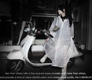 新品■送料無料■ 足下までスッポリ 自転車 大決算セール 原付バイク スクーターに最適 サイクルレインコート フリーサイズ レディース 雨具 レインウェア ポンチョ カッパ レインコート バイク 自転車用