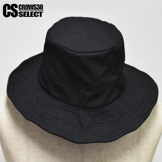 ワークハット メンズ つば広ハット メンズ ハット 変形 ワイヤー インポート 男 帽子 個性的 V系 ビジュアル系 モード系 ストリート系 ファッション 衣装 大人 Leon レオン系 スタイル ユニセックス メンズファッション レディース ブラック 黒