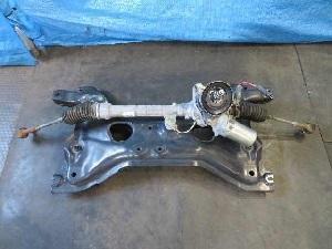 無事故車 中古 送料無料 ライフ DBA-JC1 流行 フロント 商品ID クロス 7153 大幅にプライスダウン メンバー×ギアボックス エンジン