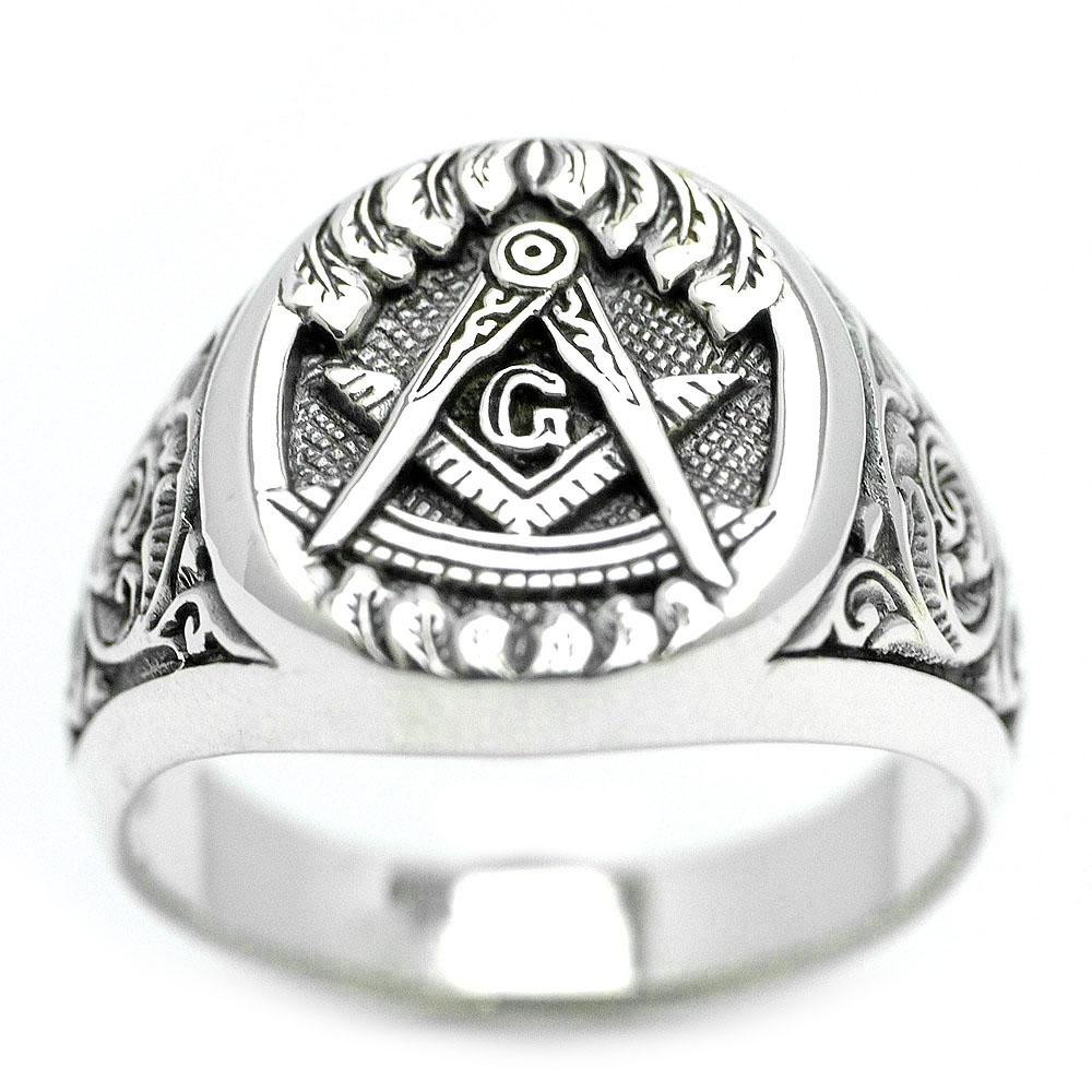 指輪 フリー メイソン