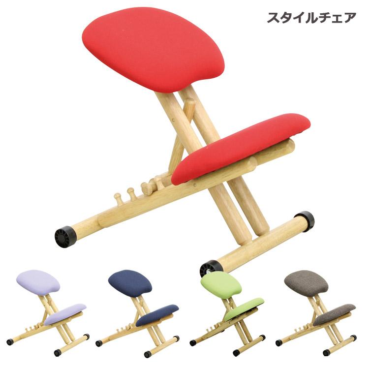デスクチェア 北欧 子供用 椅子 キッズチェア おしゃれ 学習椅子 木製 リビングチェア スタイルチェア 学習チェア イス いす チェアー 高さ調節 ジュニアチェア ファブリック シンプル レッド グリーン パープル ネイビー ブラウン