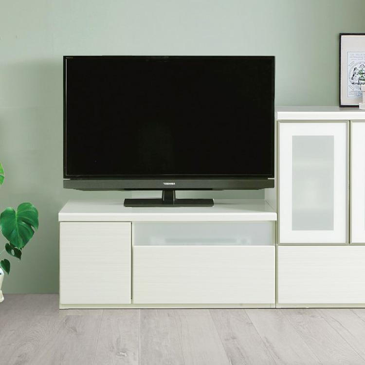 テレビ台 ローボード テレビボード 北欧 白 完成品 引き出し おしゃれ シンプル TVボード TV台 AV収納 収納棚 収納 リビング収納 幅90cm コーナー 32型 三角 ホワイト デザイナーズ