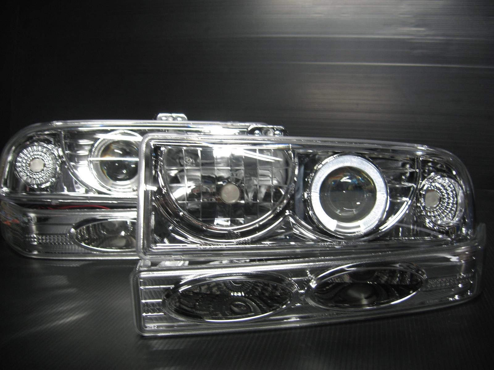 ■ブレイザー/S10プロジェクターヘッドライトリング付 &パーク(98-