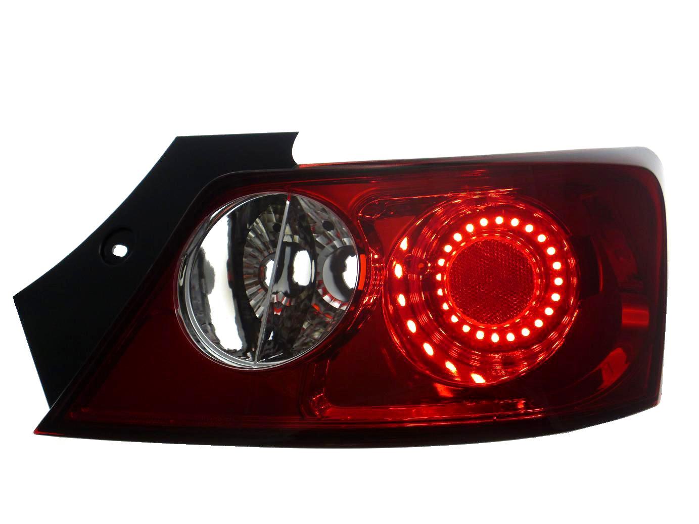 《つぶつぶイクラリング》bB用ユーロテール レッド(QNC系)(検LEDテール)TOYOTA bB RED TAILLAMP