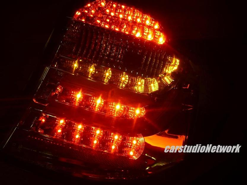 E87:1シリーズクリアーLEDテール(ウインカーLED)