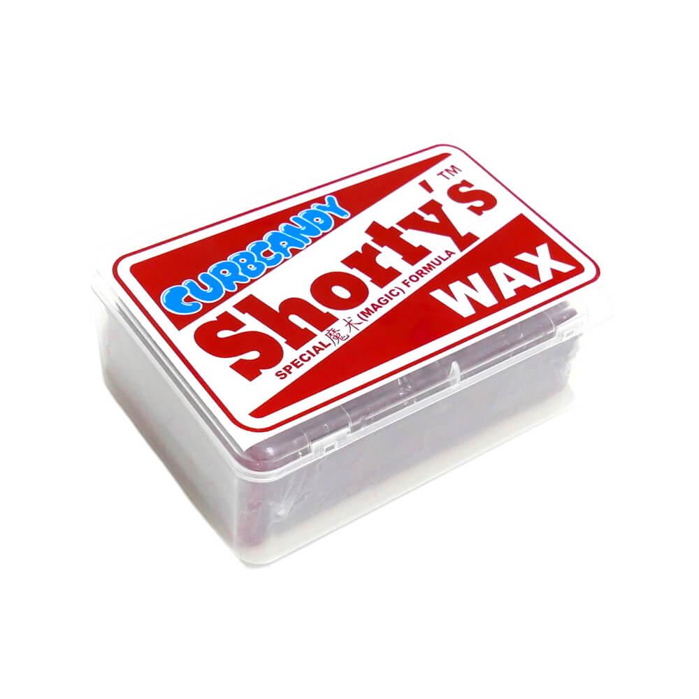 SHORTY'S 全店販売中 WAX 人気海外一番 ショーティーズ ワックス CURB CANDY LARGE スケートボード スケボー