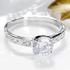 ☆pt900 ダイヤモンド リング【1.18ct 】【限定3本】中石大粒1カラット!/【鑑定書付】【送料無料】【刻印無料】プラチナ リング 一粒ダイヤ ダイアモンド 指輪 レディース ジュエリー プレゼント 結婚 diamond bridal ring jewelry02P01Mar15