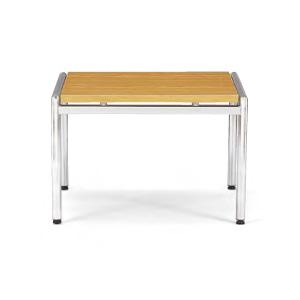 応接用テーブル コーナーテーブル 幅665×奥行き600×高さ450 AICO(アイコ) 【個人宅不可】CT-620