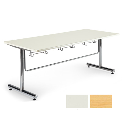 Dining Room Table And Chair Seat Chrome Plated Legs Width 1800 X Depth 750 AICO Aiko GYM 1875
