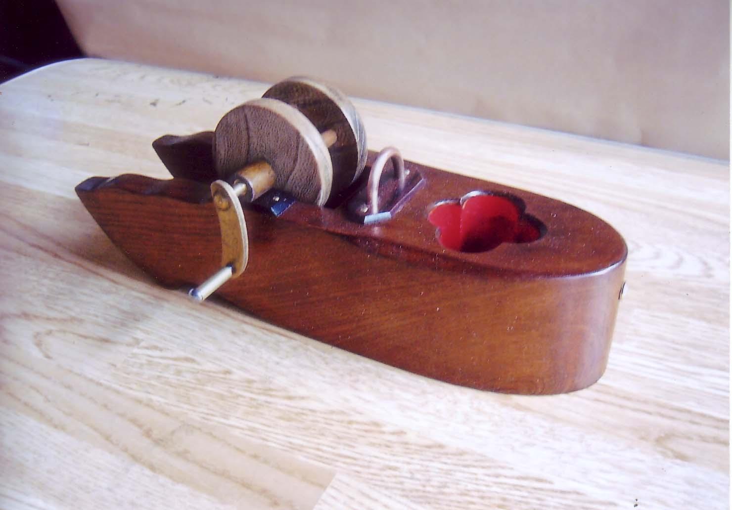 木製墨坪 壷静 たまき工房 忘れ物の墨壷