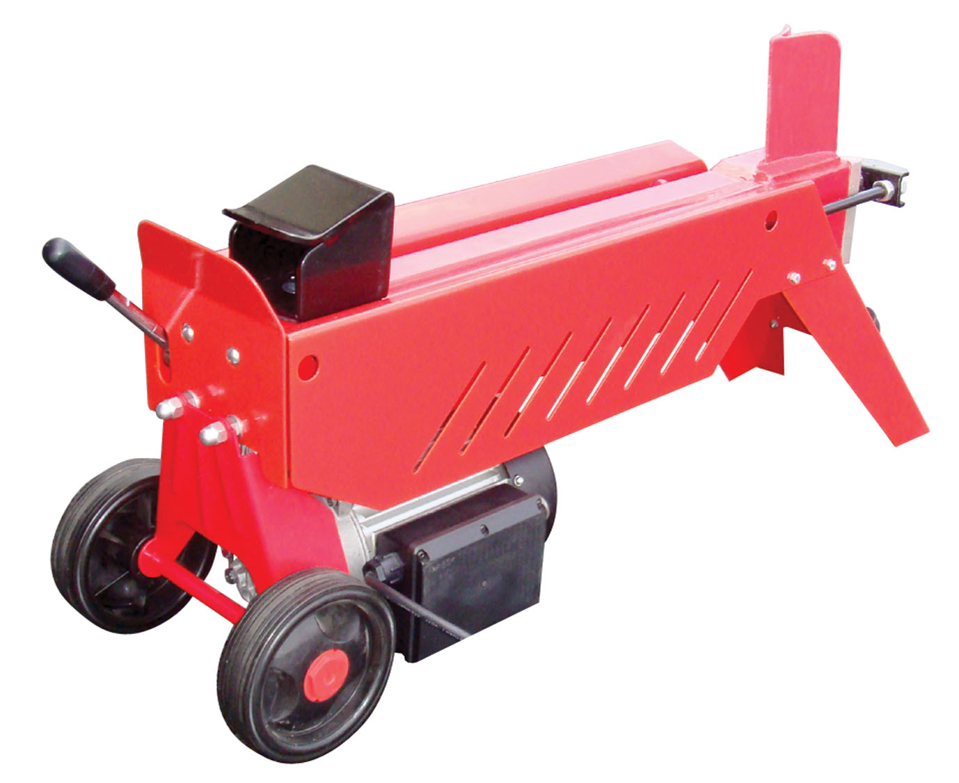 ナカトミ油圧式薪割り機 LS-4