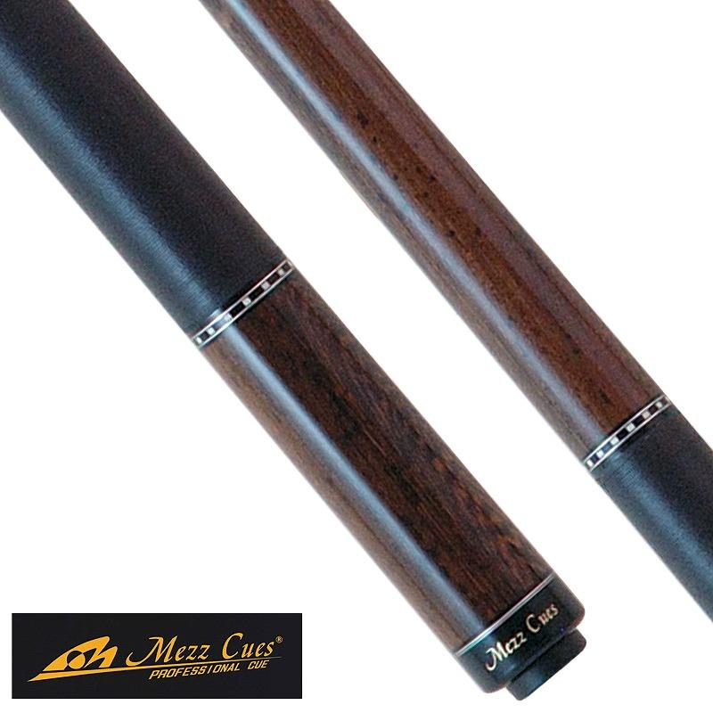 ビリヤード キュー Mezz EC7-W (WX700シャフト装備) 定番 人気 マイキュー イーシーセブン 国産 国内 ブランド メーカー メッズ メッヅ 銘木 シンプル デザイン 木目